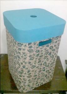 box laundry motiv daun