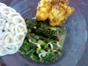 Rumbah Wanikah makanan khas indramayu