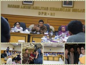 Rapat Dengan Pendapat Umum Timwas TKI dengan sejumlah Civil Society