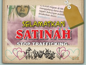 save satinah