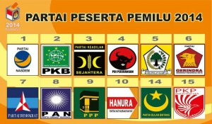 partai_pemilu 2014