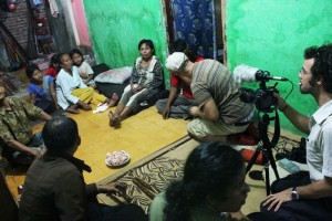 SBMI Indramayu bersama pewarta majalah times