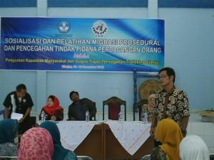 sbmi cianjur dan sosialisasi bahaya trafficking