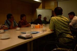 Team Advokasi Buruh Migran, SBMI, PSDBM, Solidaritas Perempuan, laporkan pungli penempatan Korea Selatan