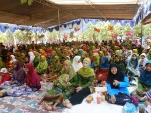 Halal Bi Halal SBMI Lampung