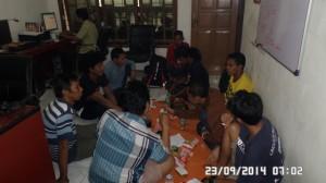 TKI ABK dari PT Lakemba Jaya Bahari mengadukan kepada SBMI