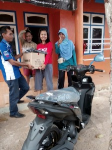 Ida Neni Wahyuni Ketua SBMI Majalengka
