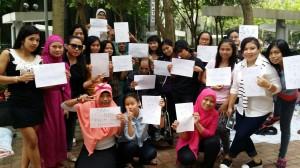 sbmi hongkong turut kampanye save eti dan save tuti