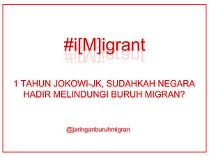 i'm migrant