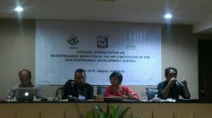 Migran Forum on Asia