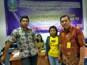 UPT PT3TKI Surabaya