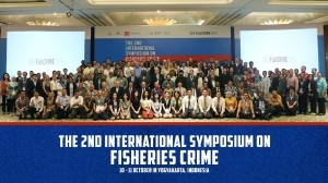 Para Peserta Simposium Internasional Fishcrime 2016