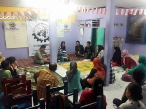 pemberdayaan perempuan korban trafficking
