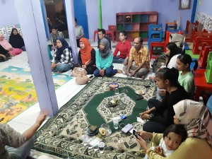 edukasi bank sampah