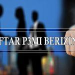 DAFTAR P3MI YANG MASIH MEMILIKI SURAT IZIN PENEMPATAN 2020