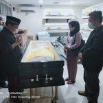 SBMI DAMPINGI PEMULANGAN JENAZAH BMI ASAL KARAWANG YANG MENINGGAL DI CHINA
